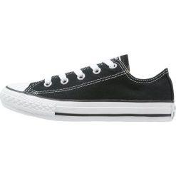Converse CHUCK TAYLOR ALL STAR Tenisówki i Trampki black. Czarne trampki chłopięce Converse, z włókna. Za 169,00 zł.