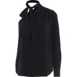 Bluzki asymetryczne: AG Jeans CUTOUT Bluzka black