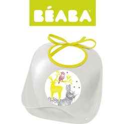 Śliniaki: Beaba Śliniak z kieszonką Bunny – 913405