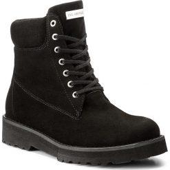 Trapery EVA MINGE - Piedad 2L 17BD1372201EF 801. Czarne buty zimowe damskie Eva Minge, z materiału. W wyprzedaży za 289,00 zł.