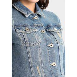 Bomberki damskie: Noppies JACKET BOBBY VINTAGE AGED Kurtka jeansowa vintage blue denim