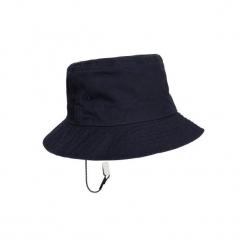Kapelusz żeglarski cruise. Czarne kapelusze damskie marki Reserved. W wyprzedaży za 24,99 zł.