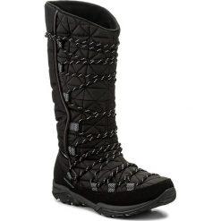 Śniegowce COLUMBIA - Loveland Omni-Heat BL1746 Black/Earl Grey 012. Czarne buty zimowe damskie Columbia, z materiału. W wyprzedaży za 299,00 zł.