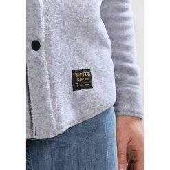 Burton SNAP Kurtka z polaru gray heather. Szare kurtki sportowe męskie Burton, l, z materiału. Za 459,00 zł.