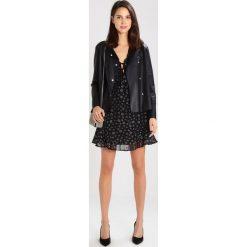 Sukienki hiszpanki: Gaudi Sukienka letnia black