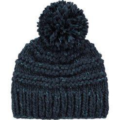 Barts - Czapka Jasmine. Niebieskie czapki zimowe damskie marki Barts, z dzianiny. W wyprzedaży za 79,90 zł.