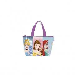 Disney Princess Ksiezniczki Duza Torba Plażowa Na Plażę Torebka. Szare torby plażowe marki Świat Bajek. Za 37,91 zł.