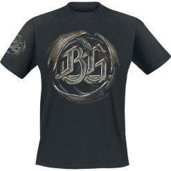 Blind Guardian Dragon Emblem T-Shirt czarny. Czarne t-shirty męskie marki Blind Guardian, l. Za 79,90 zł.
