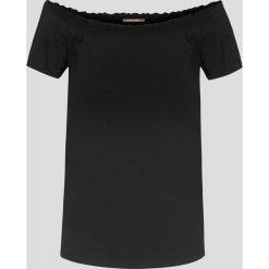 Bluzki, topy, tuniki: Koszulka z dekoltem carmen