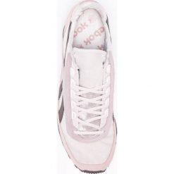 Reebok - Buty Aztec. Szare buty sportowe damskie marki Reebok Classic, z materiału, reebok classic. W wyprzedaży za 219,90 zł.