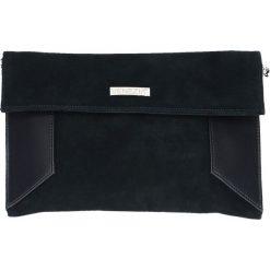 Torebka - A1-19 S-C BLU. Szare torebki klasyczne damskie Venezia, ze skóry. Za 249,00 zł.