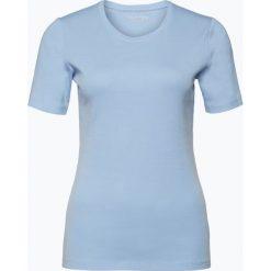 Brookshire - T-shirt damski, niebieski. Niebieskie t-shirty damskie brookshire, l, z bawełny. Za 39,95 zł.