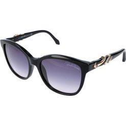 """Okulary przeciwsłoneczne damskie aviatory: Okulary przeciwsłoneczne """"RC877S"""" w kolorze czarnym"""