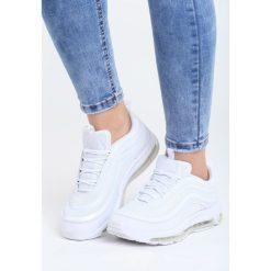 Buty sportowe damskie: Białe Buty Sportowe Shady Life