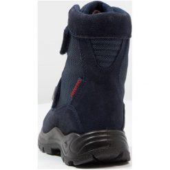 Naturino BARENTS Śniegowce blue. Niebieskie buty zimowe chłopięce Naturino, z materiału. W wyprzedaży za 204,50 zł.