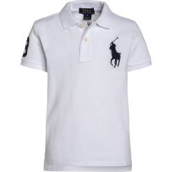 Polo Ralph Lauren Koszulka polo white. Białe t-shirty chłopięce Polo Ralph Lauren, z bawełny. Za 249,00 zł.