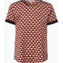 T-shirty damskie: Scotch & Soda – T-shirt damski, brązowy