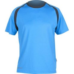 Hi-tec Koszulka męska New Mirro Blue/Blue r. L. Niebieskie koszulki sportowe męskie Hi-tec, l. Za 47,12 zł.