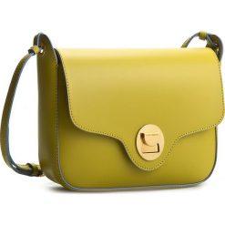 Torebka COCCINELLE - X39 Clessidra Design C1 X39 15 01 01 Wasabi 236. Żółte listonoszki damskie Coccinelle. W wyprzedaży za 539,00 zł.