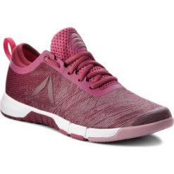 Buty Reebok - Speed Her Tr CN4858  Berry/Wine/Lilac/Wht/Pink. Niebieskie buty do fitnessu damskie marki Salomon, z gore-texu, na sznurówki, gore-tex. W wyprzedaży za 279,00 zł.