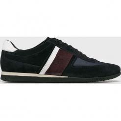 Joop! - Buty. Czarne buty skate męskie JOOP!, z gumy, na sznurówki. W wyprzedaży za 479,90 zł.