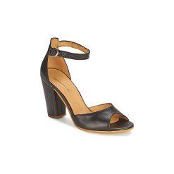 Sandały Casual Attitude  CANTADOS. Czarne sandały damskie marki Casual Attitude. Za 207,20 zł.