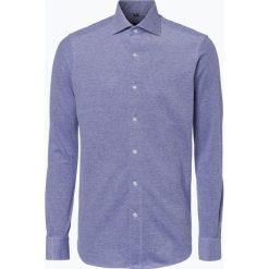 Finshley & Harding - Koszula męska – Black Label, niebieski. Czarne koszule męskie marki Finshley & Harding, w kratkę. Za 69,95 zł.