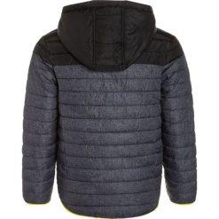 Blue Seven ANORAK WATTIERT Kurtka zimowa schwarz. Czarne kurtki dziewczęce Blue Seven, na zimę, z materiału. Za 219,00 zł.