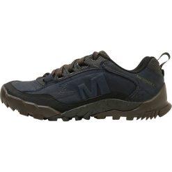 Merrell ANNEX TRAK LOW Obuwie hikingowe sodalite. Niebieskie buty sportowe męskie Merrell, z materiału, outdoorowe. W wyprzedaży za 412,30 zł.