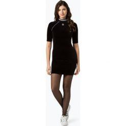 Adidas Originals - Sukienka damska, czarny. Brązowe sukienki sportowe marki adidas Originals, z bawełny. Za 349,95 zł.