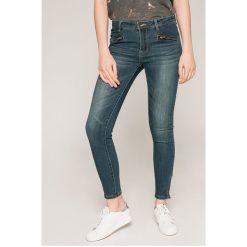 Haily's - Jeansy. Niebieskie jeansy damskie rurki Haily's, z bawełny. W wyprzedaży za 89,90 zł.