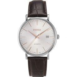 ZEGAREK DOXA D-light Automatic 171.10.021R.02. Szare zegarki męskie DOXA, ze stali. Za 1955,00 zł.