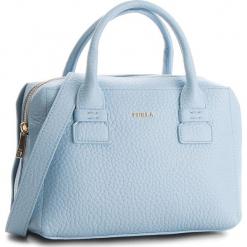 Torebka FURLA - Capriccio 961772 B BNZ8 QUB Fiordaliso e. Niebieskie torebki klasyczne damskie Furla, ze skóry. W wyprzedaży za 1179,00 zł.