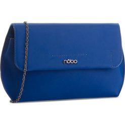 Torebka NOBO - NBAG-F1010-C012 Granatowy. Niebieskie torebki klasyczne damskie marki Nobo, ze skóry ekologicznej. W wyprzedaży za 99,00 zł.