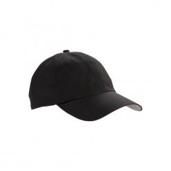 Czapka z daszkiem do golfa. Czarne czapki z daszkiem damskie INESIS. Za 19,99 zł.