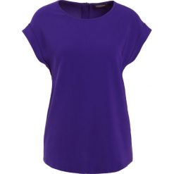 Strenesse TADDY Bluzka deep purple. Niebieskie bluzki damskie Strenesse, z materiału. W wyprzedaży za 377,55 zł.