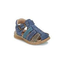 Sandały Dziecko  Citrouille et Compagnie  ZIDOU. Niebieskie sandały chłopięce Citrouille et Compagnie. Za 149,00 zł.