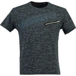 """T-shirty męskie z nadrukiem: Koszulka """"Jagora"""" w kolorze granatowym"""