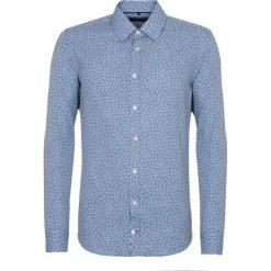 Koszula SIMONE KDNS000104. Niebieskie koszule męskie na spinki Giacomo Conti, m, z bawełny. Za 149,00 zł.