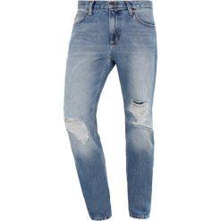 Spodnie męskie: Lee RIDER  Jeansy Slim Fit trashed stone