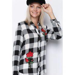 Czarna Koszula Again Naturally. Czarne koszule damskie Born2be, l. Za 54,99 zł.