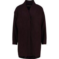 Kurtki i płaszcze damskie: Rue de Femme Płaszcz wełniany /Płaszcz klasyczny bordeaux
