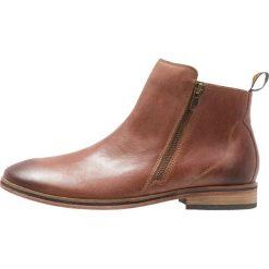 Buty zimowe męskie: Superdry TRENTON ZIP BOOT Botki saddle brown