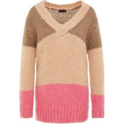 2nd Day BLOGGER Sweter driftwood. Różowe swetry klasyczne damskie marki 2nd Day, xs, z materiału. Za 929,00 zł.