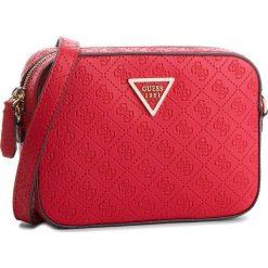 Torebka GUESS - HWSD66 91120 RED. Czerwone listonoszki damskie marki Guess, z aplikacjami, ze skóry ekologicznej. Za 399,00 zł.