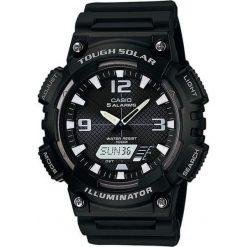 Zegarek Casio Zegarek męski AQ-S810W -1AVEF. Czarne zegarki męskie CASIO. Za 191,99 zł.