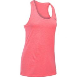 Under Armour Damski top Tech Tank - Twist BRL r. M (1275487-819 - 76679). Różowe topy sportowe damskie Under Armour, m. Za 103,52 zł.