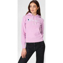 Bluzy damskie: Champion Bluza z kapturem Classic – Purple