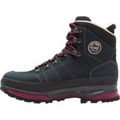 Lowa LADY SPORT Buty trekkingowe navy/bordeaux. Niebieskie buty trekkingowe damskie Lowa, z gumy. W wyprzedaży za 741,75 zł.