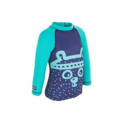 Bluzki dziewczęce: Top UV z polaru termiczny Baby